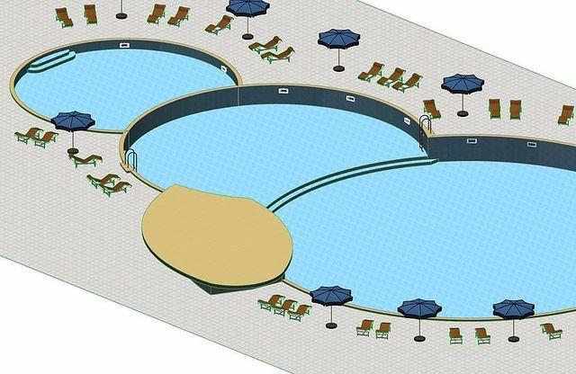 Відкриття найбільшого відкритого басейну на Азовському узбережжі